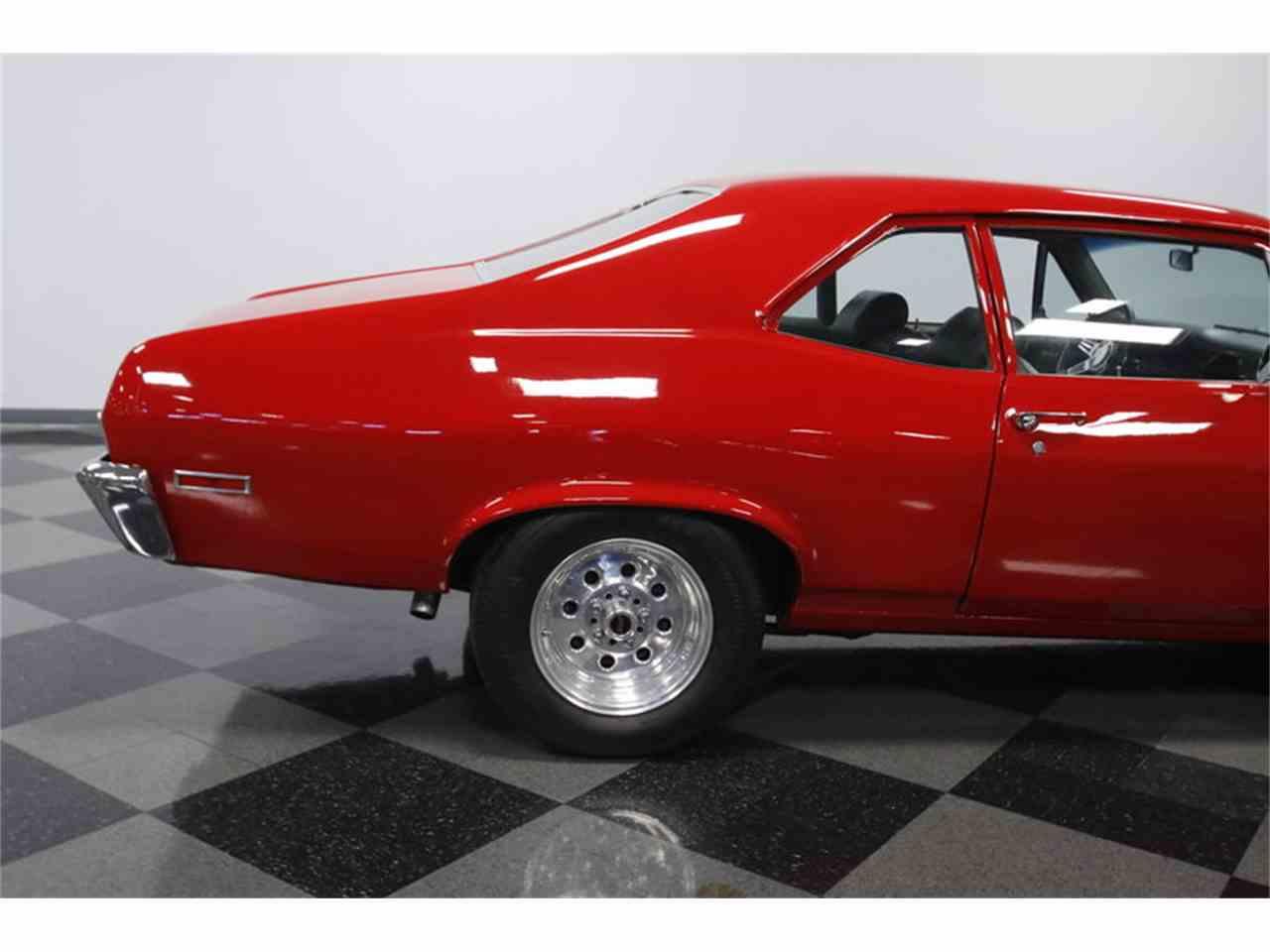 Large Picture of Classic 1970 Chevrolet Nova SS located in Concord North Carolina - M5KQ