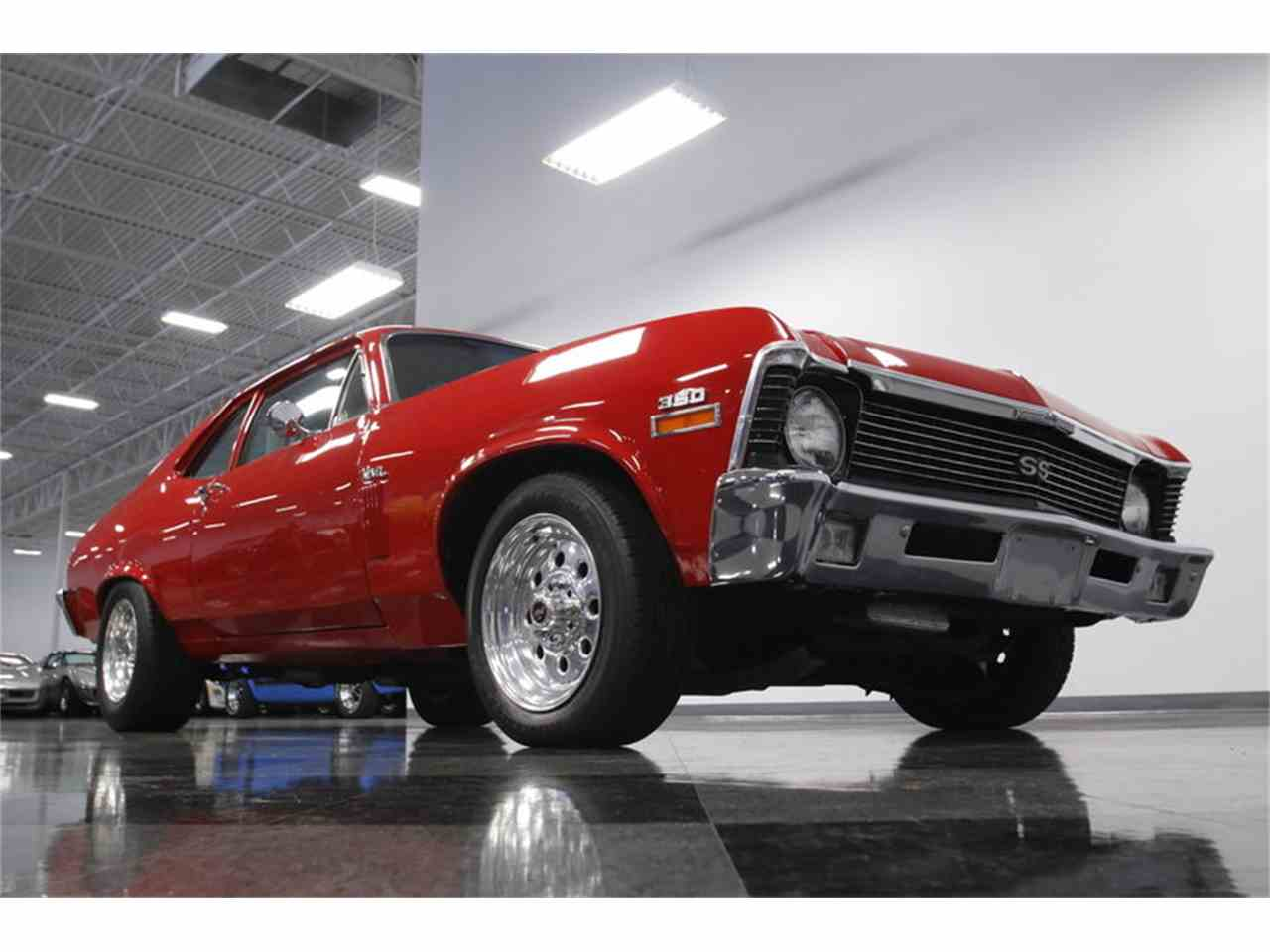 Large Picture of Classic '70 Chevrolet Nova SS - M5KQ