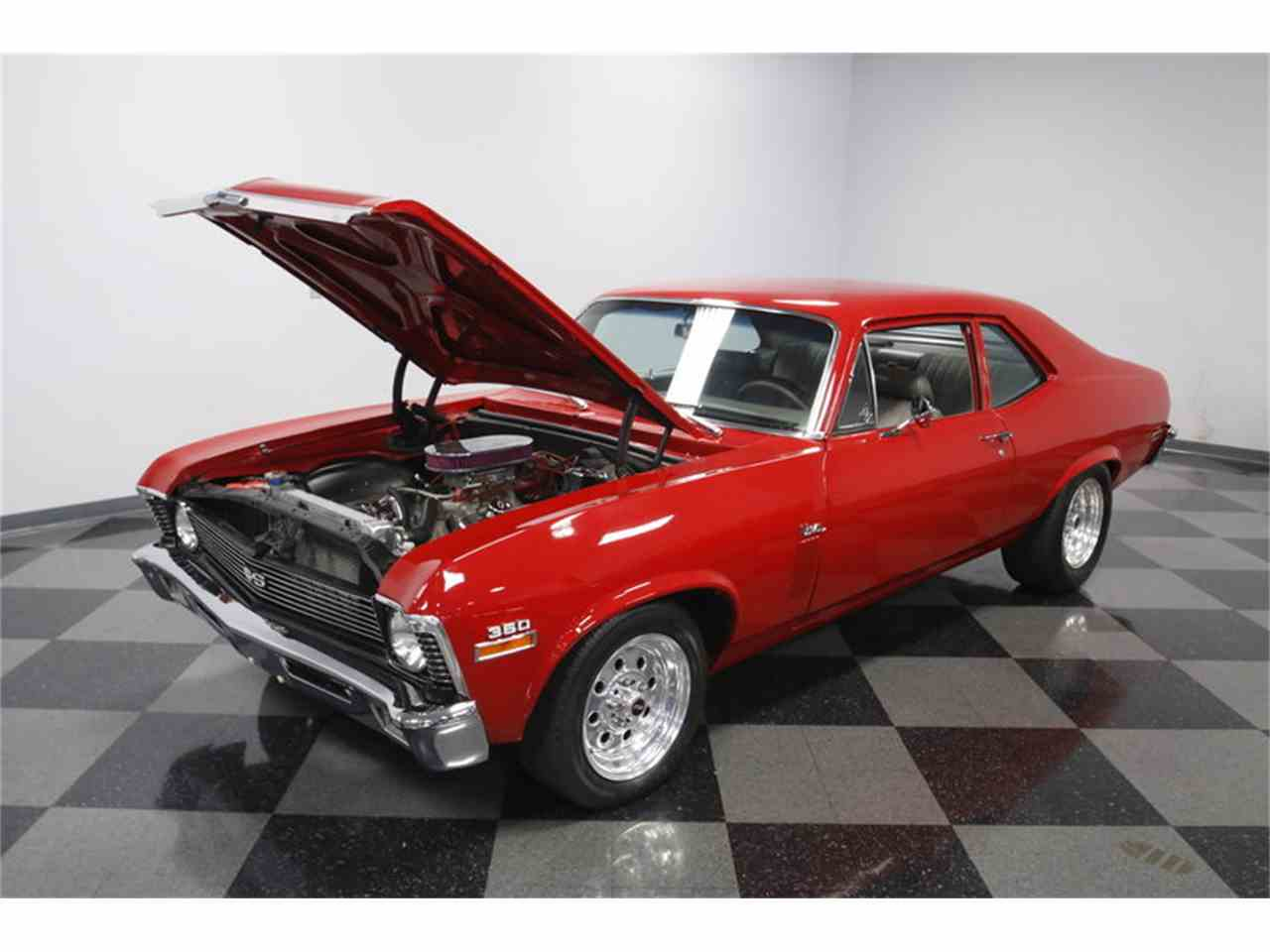 Large Picture of '70 Chevrolet Nova SS located in North Carolina - $21,995.00 Offered by Streetside Classics - Charlotte - M5KQ