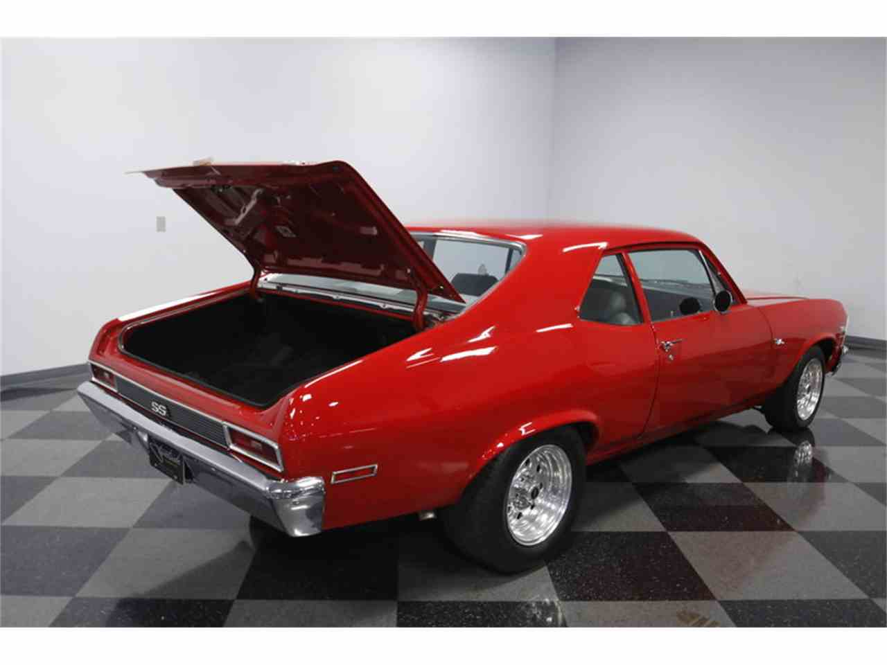 Large Picture of Classic 1970 Nova SS located in Concord North Carolina Offered by Streetside Classics - Charlotte - M5KQ