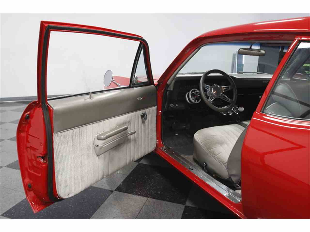 Large Picture of Classic '70 Nova SS - $21,995.00 Offered by Streetside Classics - Charlotte - M5KQ