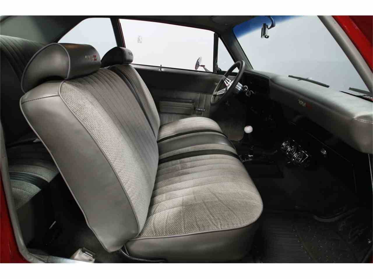 Large Picture of 1970 Chevrolet Nova SS - $21,995.00 Offered by Streetside Classics - Charlotte - M5KQ