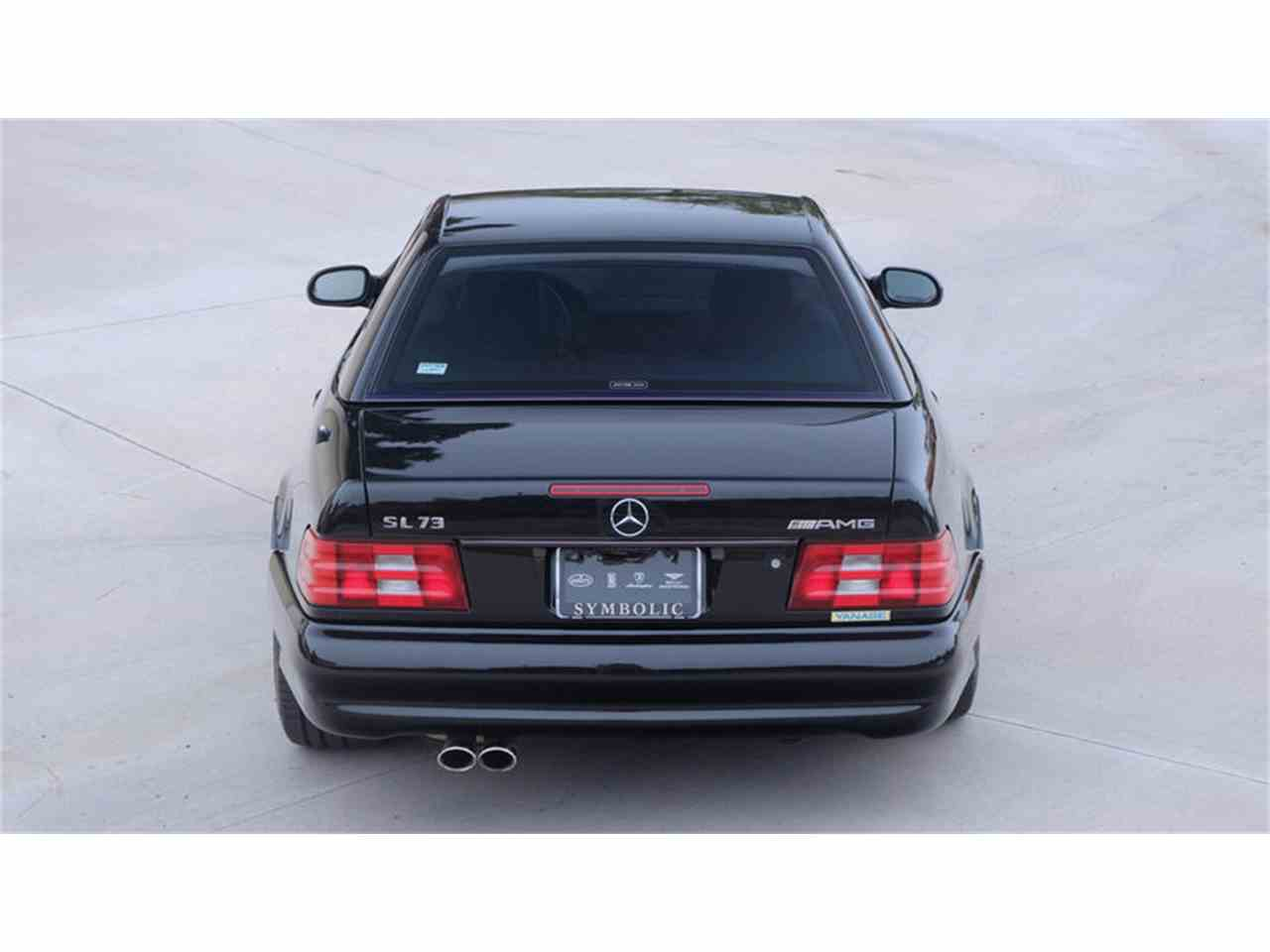 Large Picture of '99 SL 73 AMG - M5L9