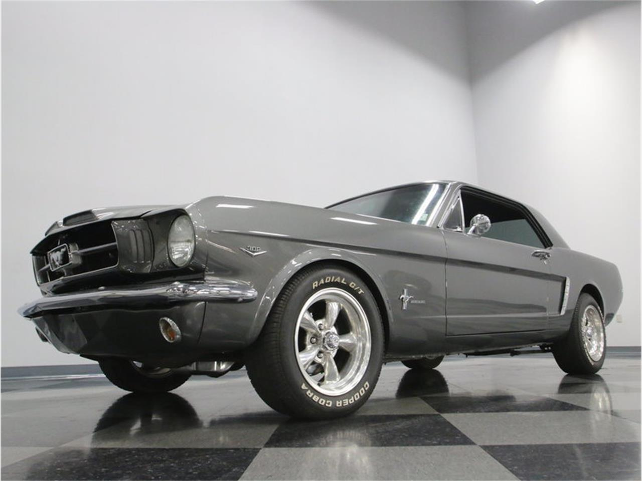Large Picture of 1965 Ford Mustang located in Lavergne Tennessee Offered by Streetside Classics - Nashville - M5MV
