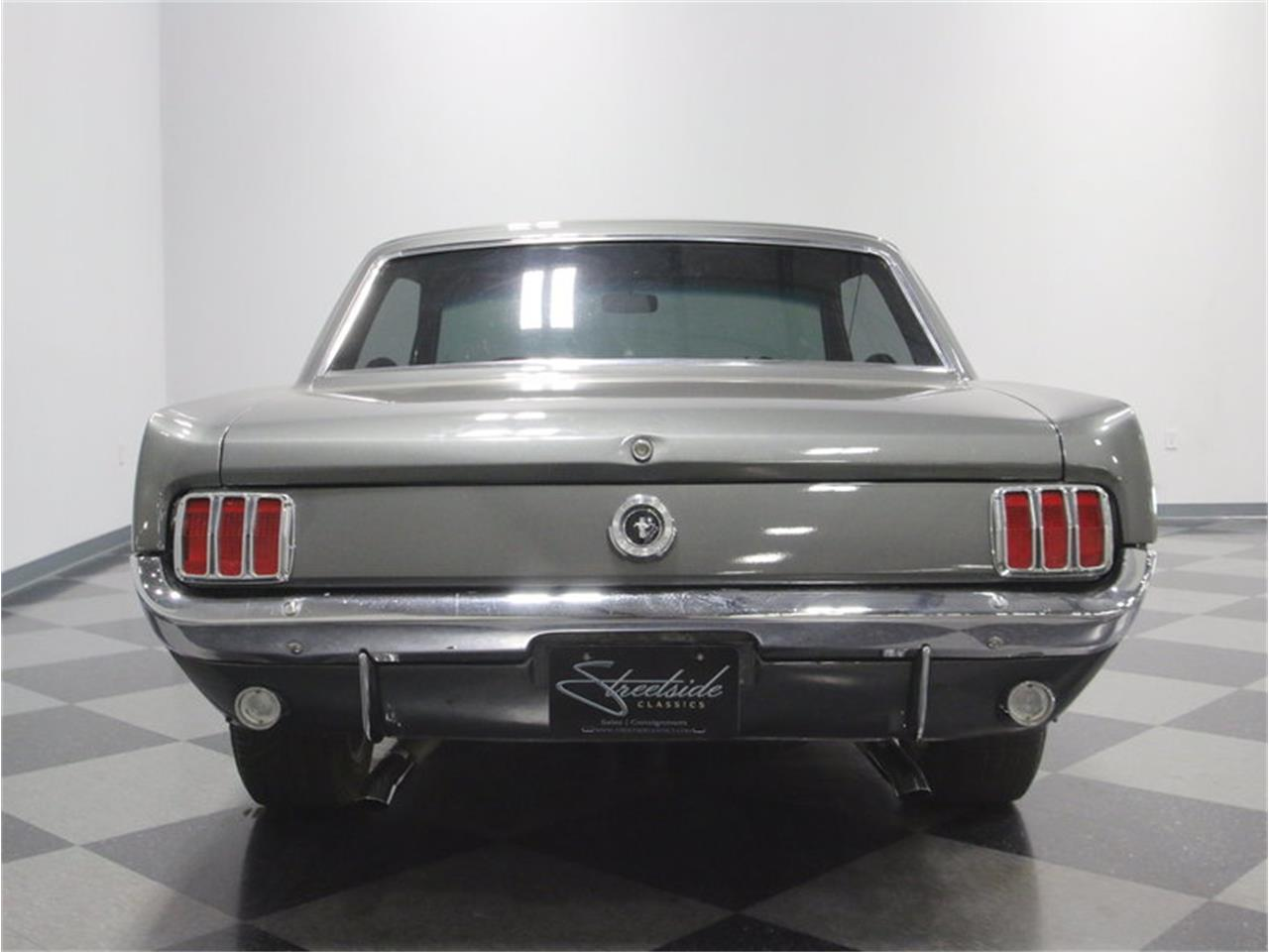 Large Picture of Classic 1965 Mustang - M5MV