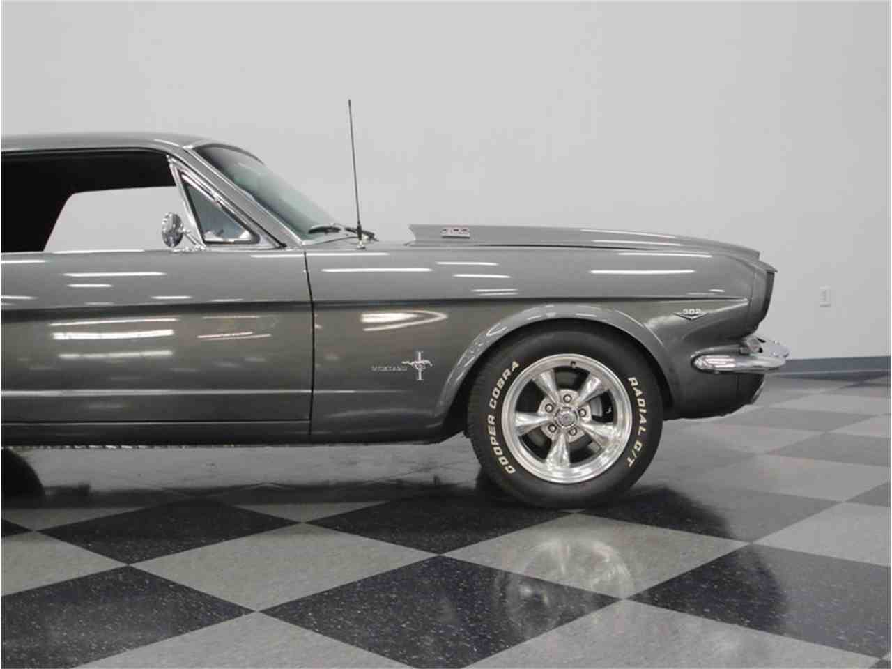 Large Picture of '65 Mustang - M5MV