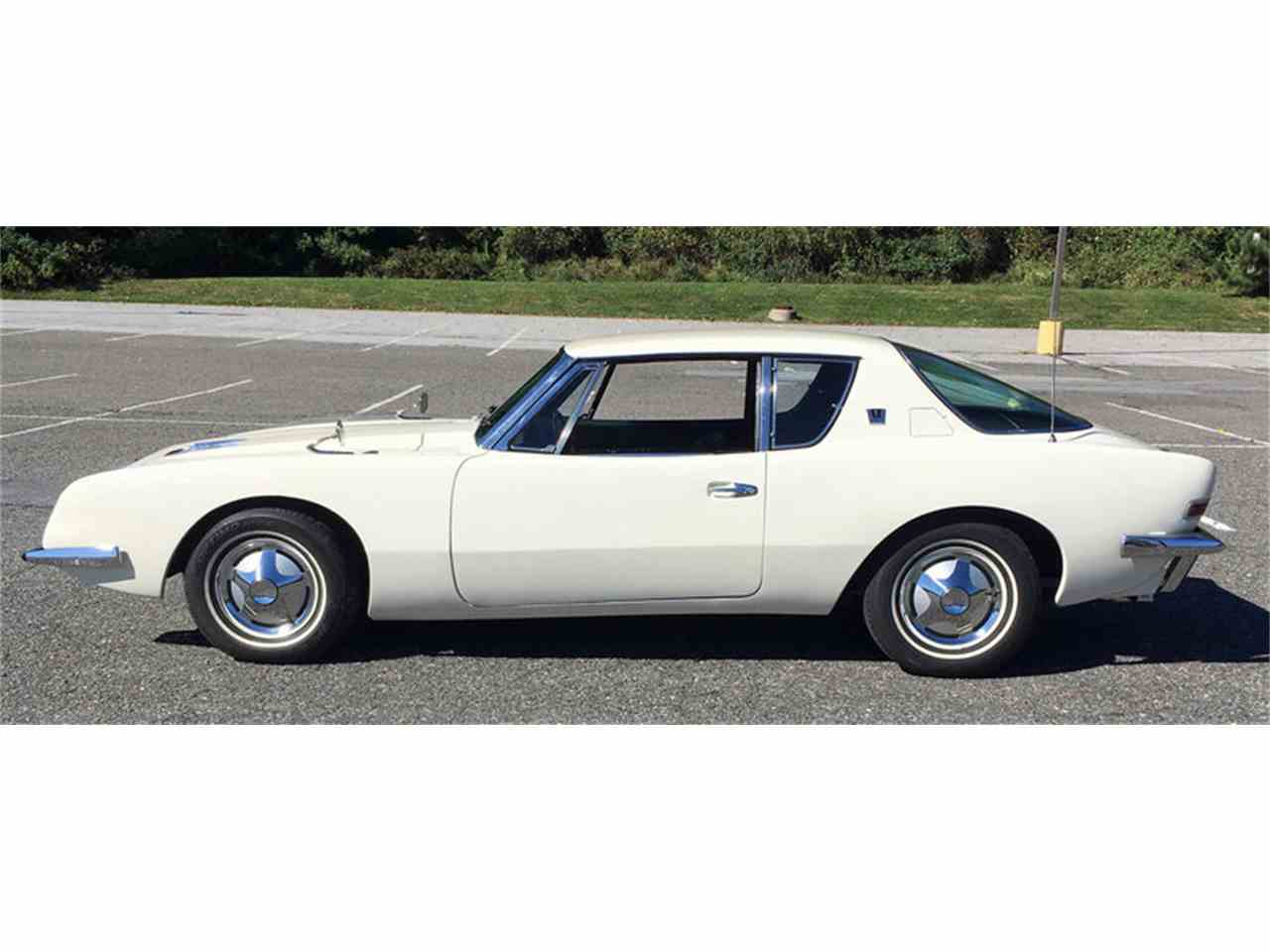 Large Picture of '63 Avanti - M5MX