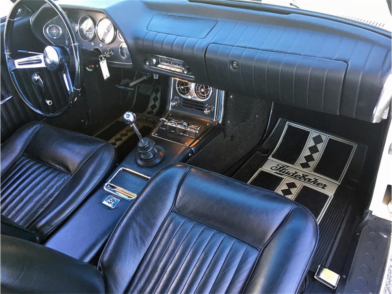 Large Picture of '63 Avanti - M5MX