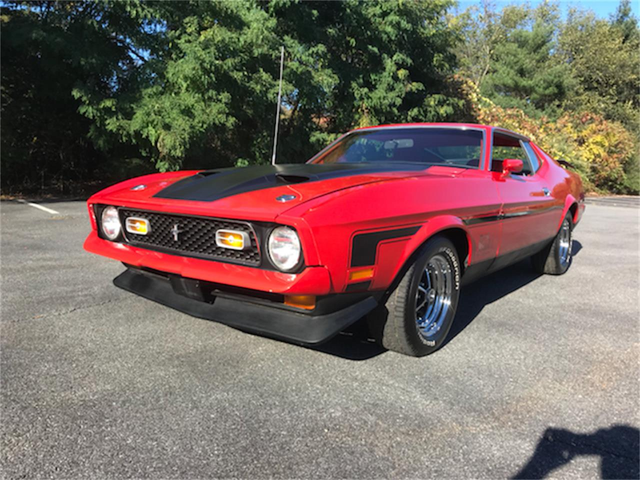 Large Picture of 1972 Ford Mustang located in Westford Massachusetts - $25,900.00 Offered by B & S Enterprises - M5N3