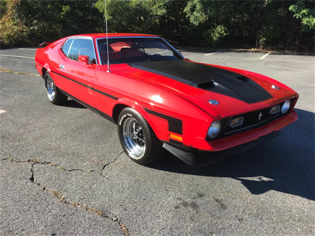Large Picture of Classic 1972 Mustang located in Massachusetts - $25,900.00 Offered by B & S Enterprises - M5N3