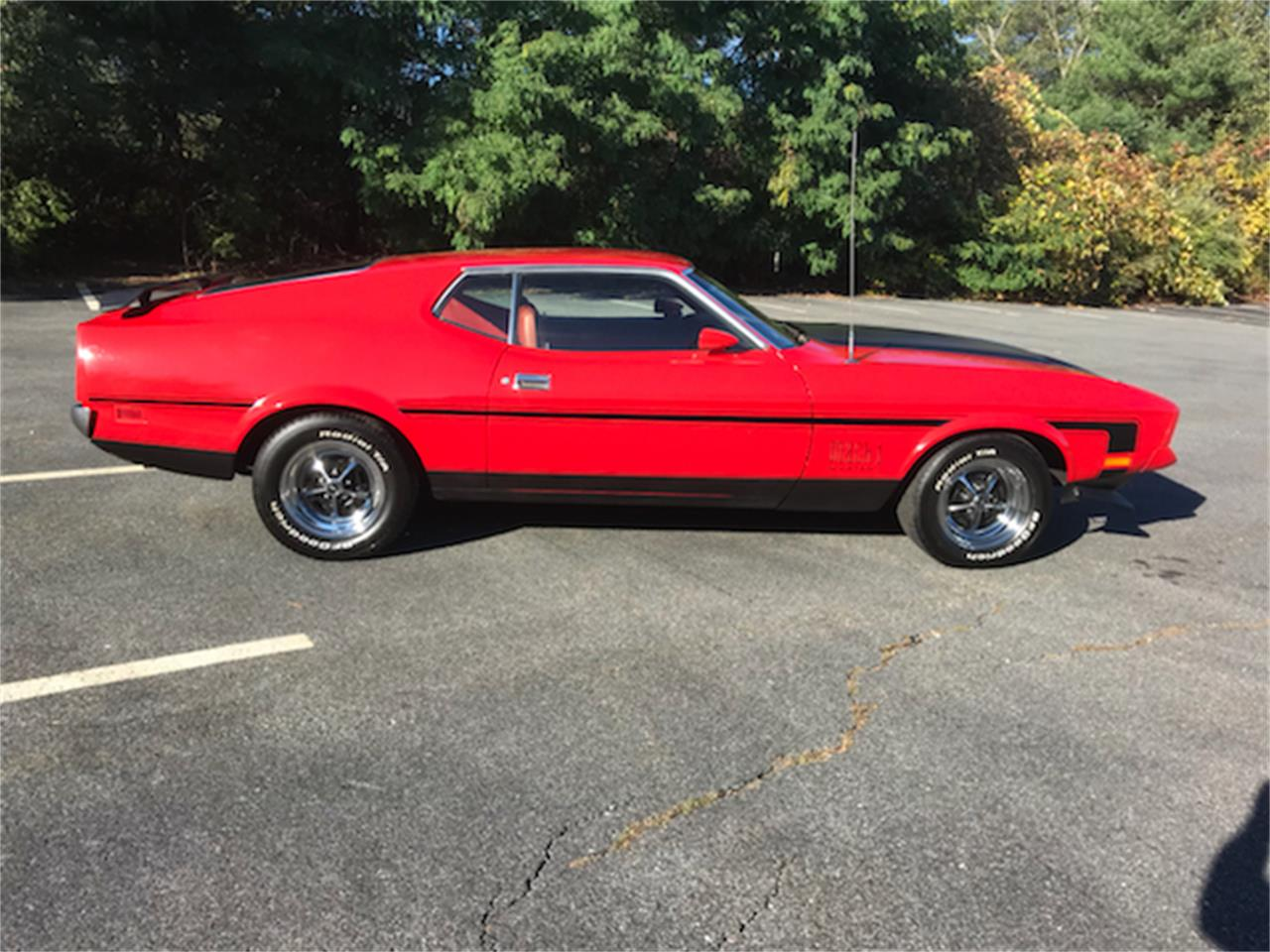 Large Picture of Classic '72 Ford Mustang located in Massachusetts Offered by B & S Enterprises - M5N3