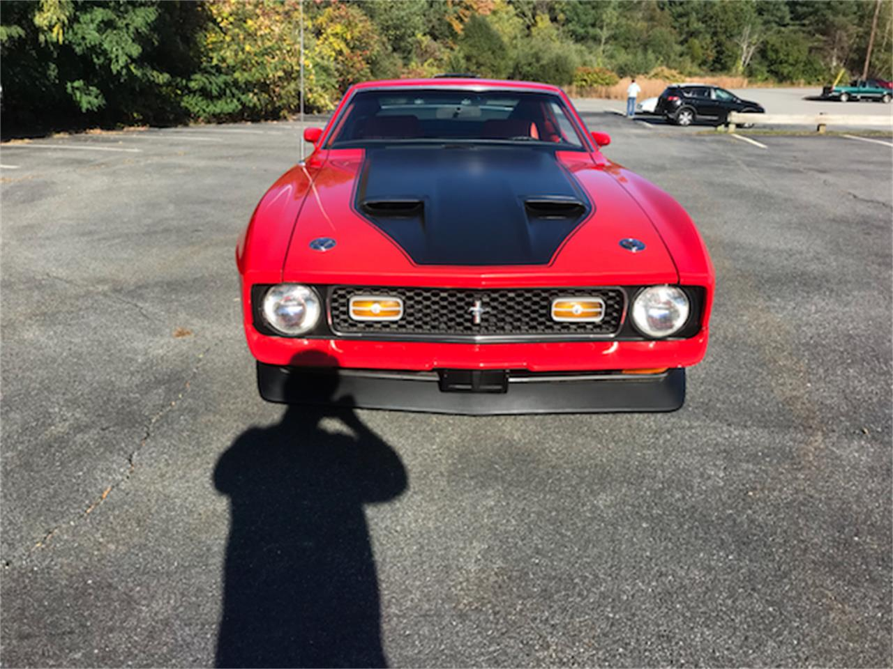 Large Picture of Classic 1972 Mustang located in Massachusetts Offered by B & S Enterprises - M5N3
