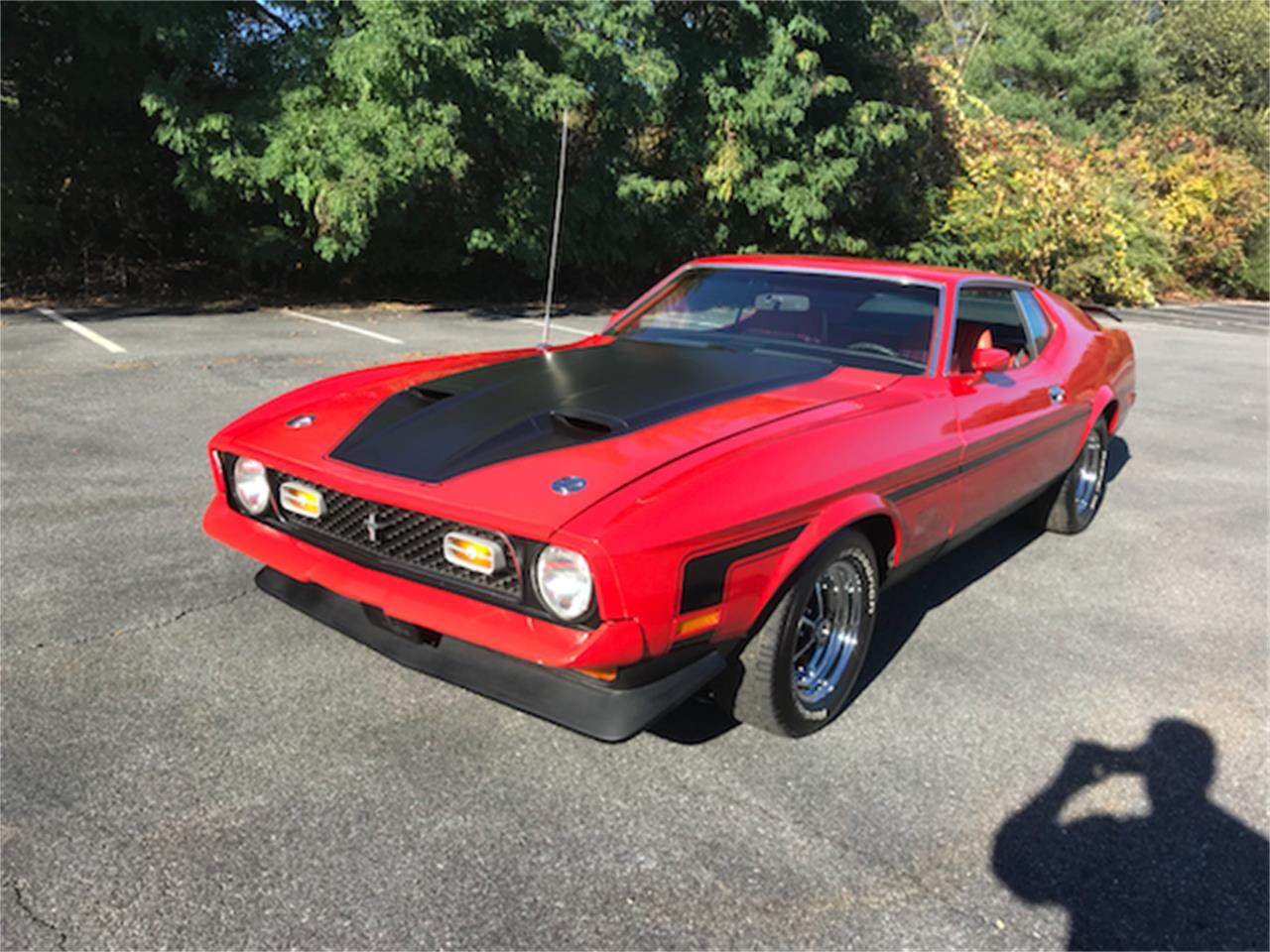 Large Picture of Classic '72 Mustang - $25,900.00 Offered by B & S Enterprises - M5N3