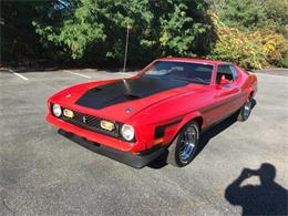 Picture of Classic 1972 Mustang Offered by B & S Enterprises - M5N3