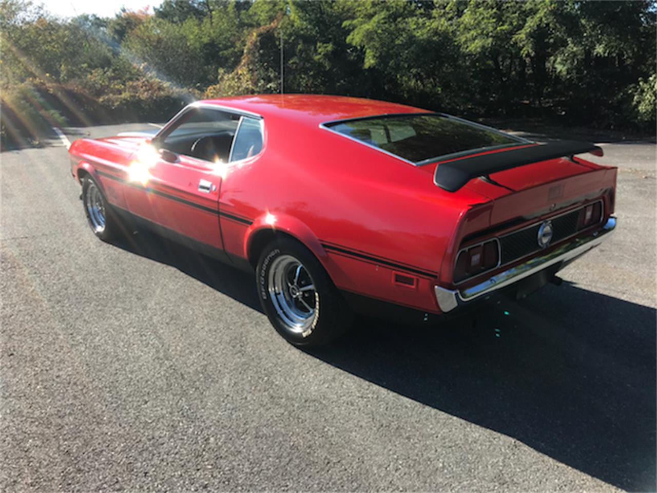 Large Picture of Classic 1972 Ford Mustang Offered by B & S Enterprises - M5N3