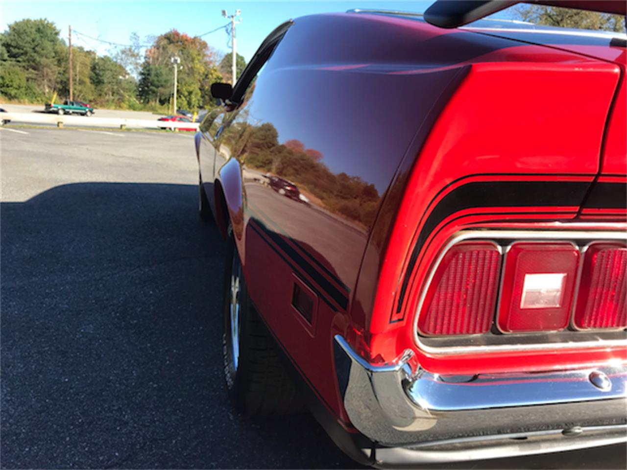 Large Picture of 1972 Ford Mustang located in Massachusetts Offered by B & S Enterprises - M5N3