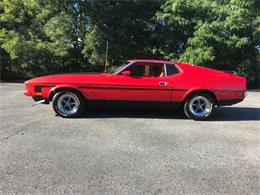 Picture of Classic 1972 Ford Mustang located in Westford Massachusetts Offered by B & S Enterprises - M5N3