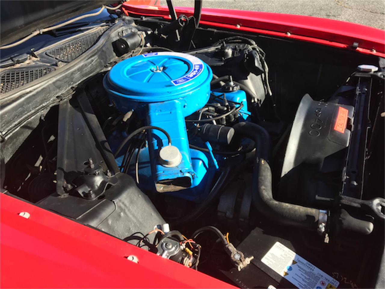 Large Picture of 1972 Ford Mustang located in Westford Massachusetts Offered by B & S Enterprises - M5N3