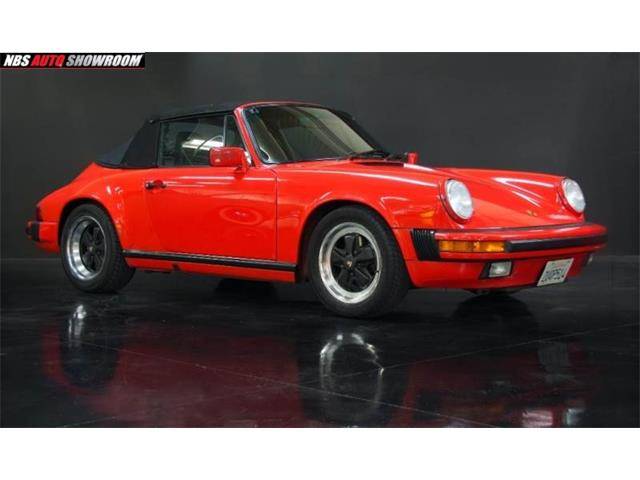 Picture of '89 911 Carrera - M5N5