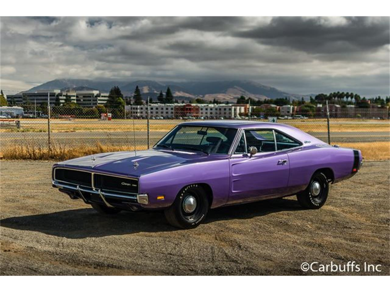 Large Picture Of Classic 1969 Charger Located In California