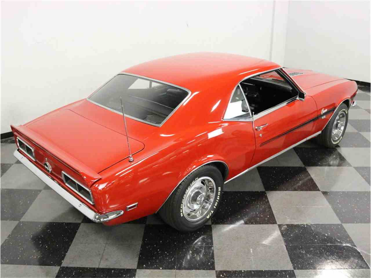1968 Chevrolet Camaro Rs Ss 396 L78 For Sale Classiccars