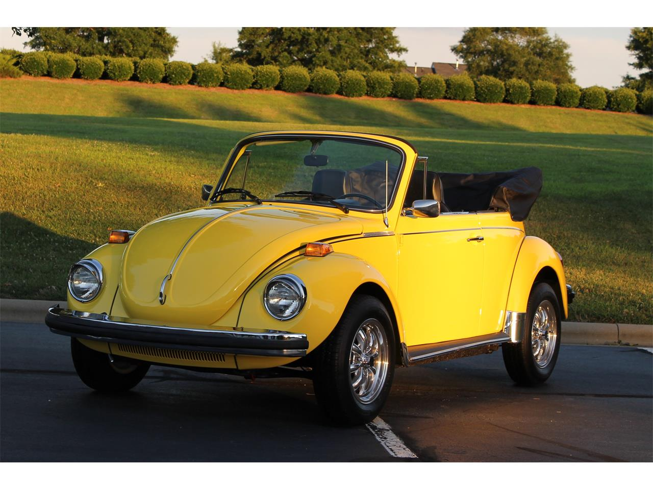 Large Picture of 1975 Volkswagen Beetle located in Fort Mill South Carolina - $15,900.00 - M5P1