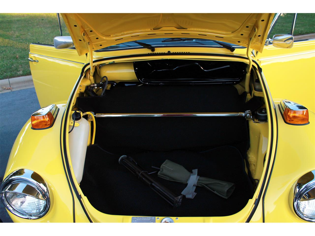 Large Picture of '75 Volkswagen Beetle - M5P1
