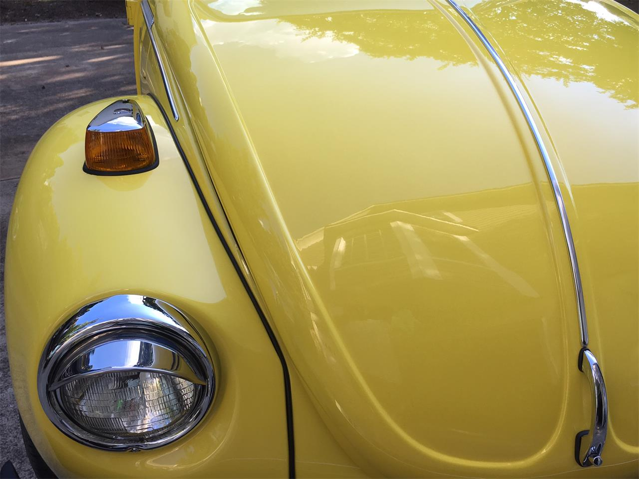 Large Picture of '75 Volkswagen Beetle Offered by a Private Seller - M5P1