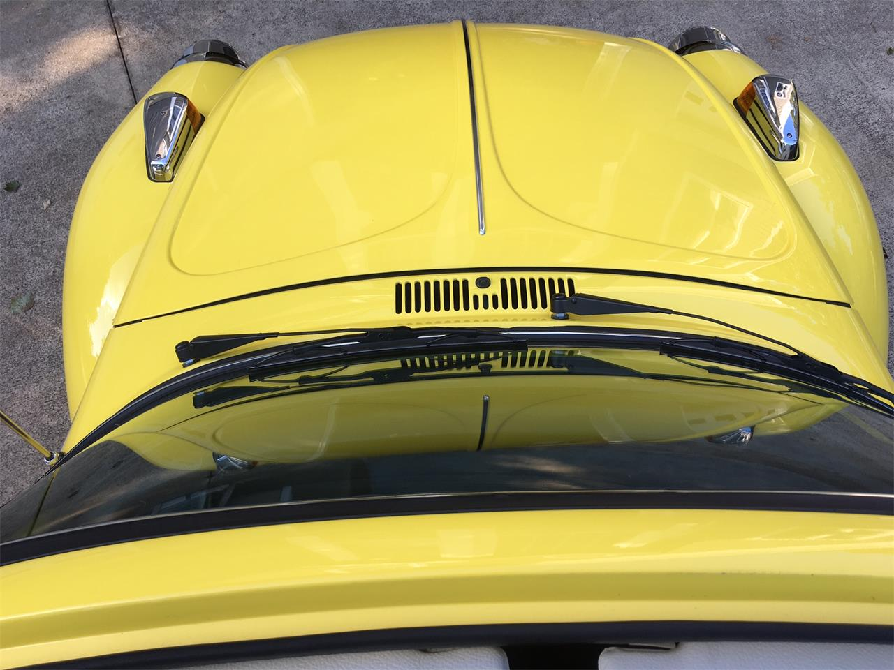 Large Picture of '75 Volkswagen Beetle located in South Carolina Offered by a Private Seller - M5P1