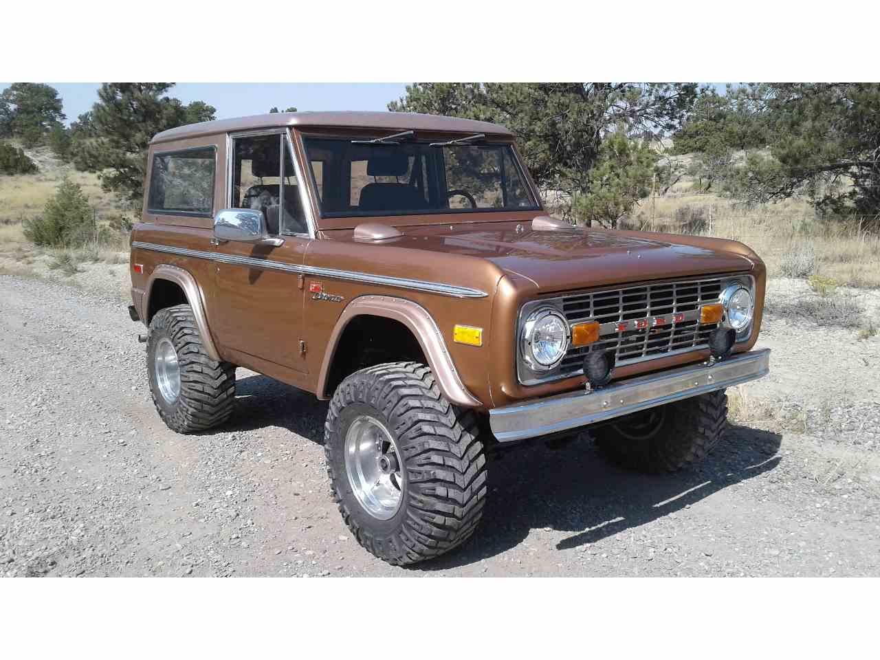 1975 Ford Bronco for Sale | ClassicCars.com | CC-1033819