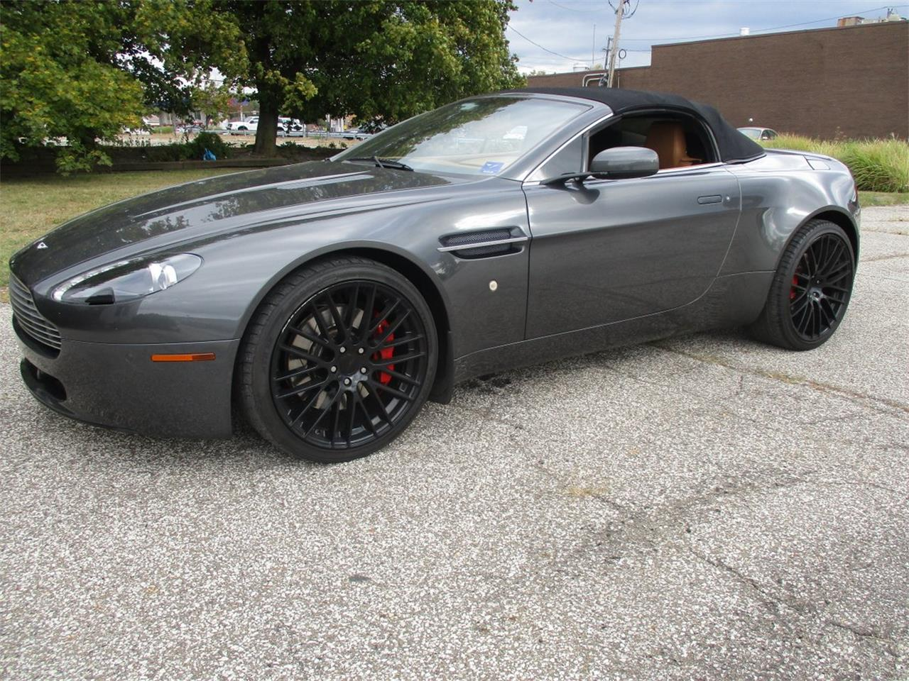 Large Picture of '09 Aston Martin V8 Vantage Roadster Offered by Vintage Motor Cars USA - M5PD