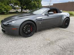 Picture of '09 Aston Martin V8 Vantage Roadster located in Bedford Heights Ohio - $49,500.00 Offered by Vintage Motor Cars USA - M5PD