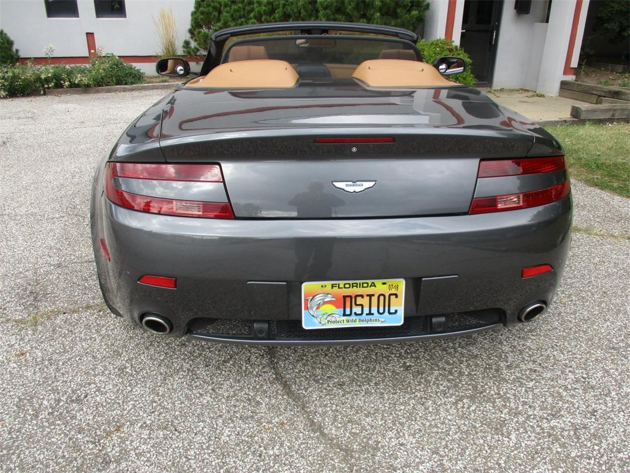 Large Picture of 2009 V8 Vantage Roadster - $49,500.00 Offered by Vintage Motor Cars USA - M5PD