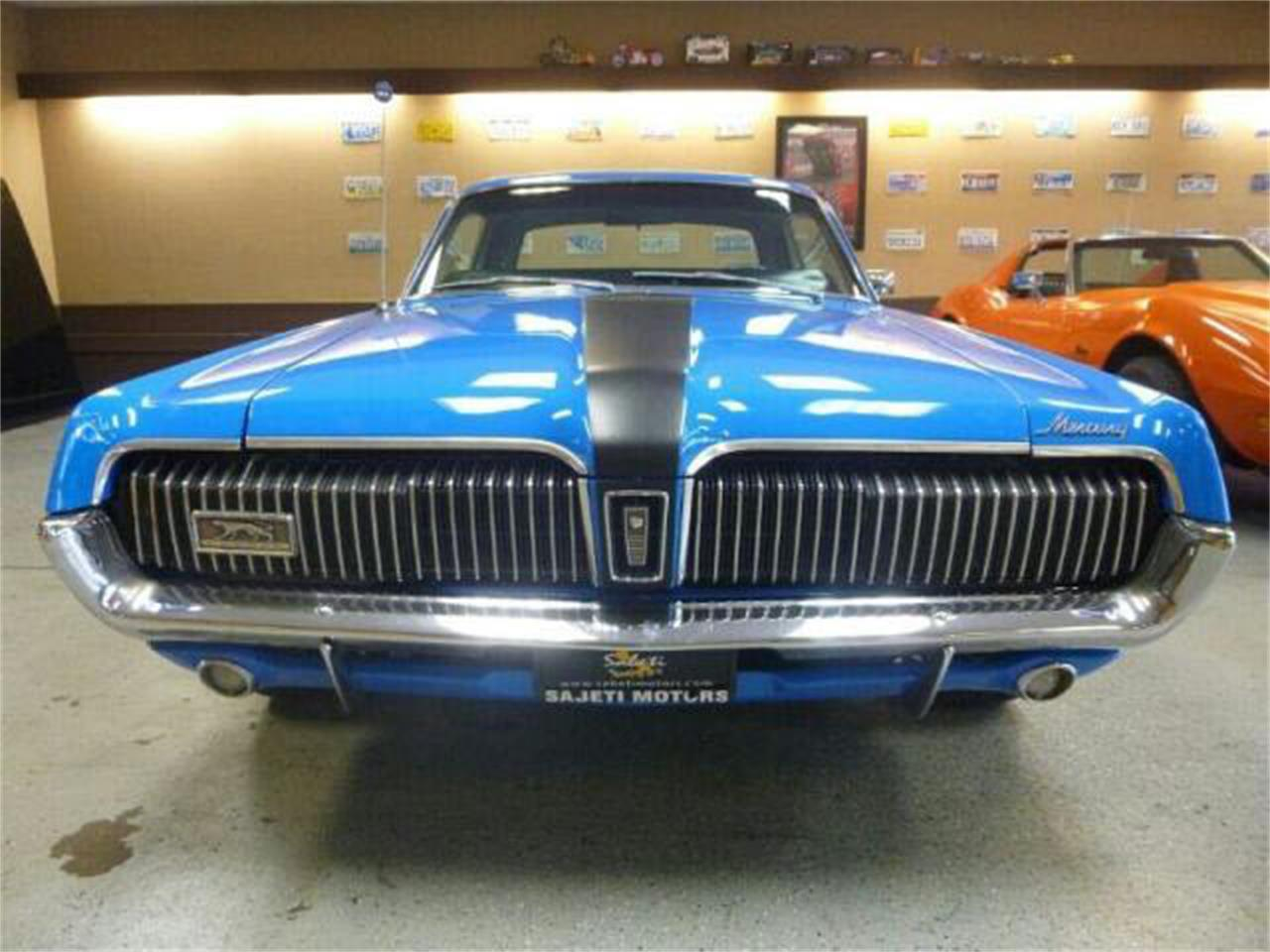 Large Picture of '67 Cougar - M5PL
