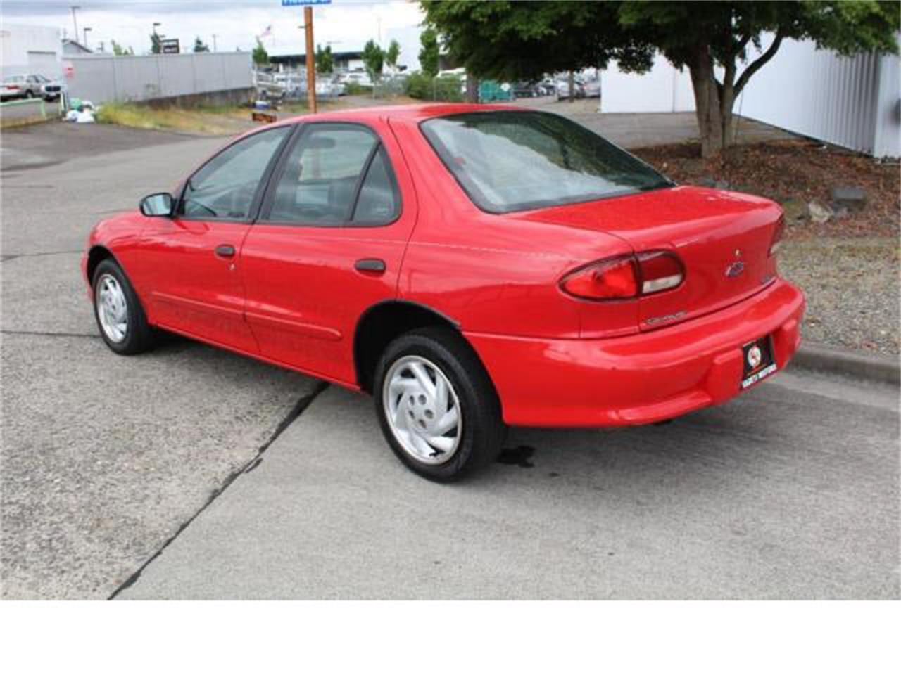 Large Picture of 1998 Chevrolet Cavalier - $2,990.00 - M5PO