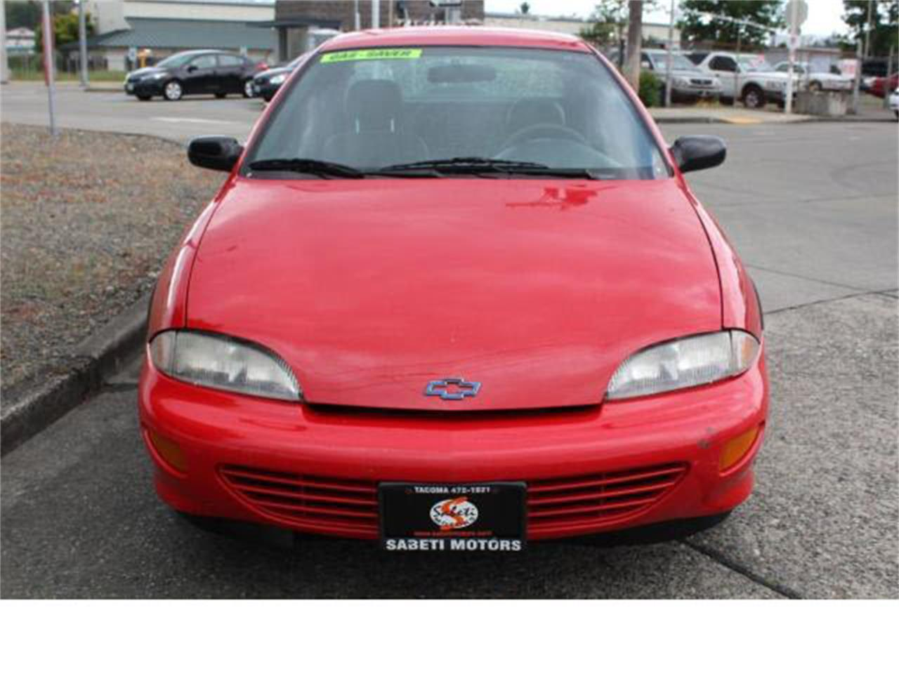 Large Picture of 1998 Chevrolet Cavalier Offered by Sabeti Motors - M5PO