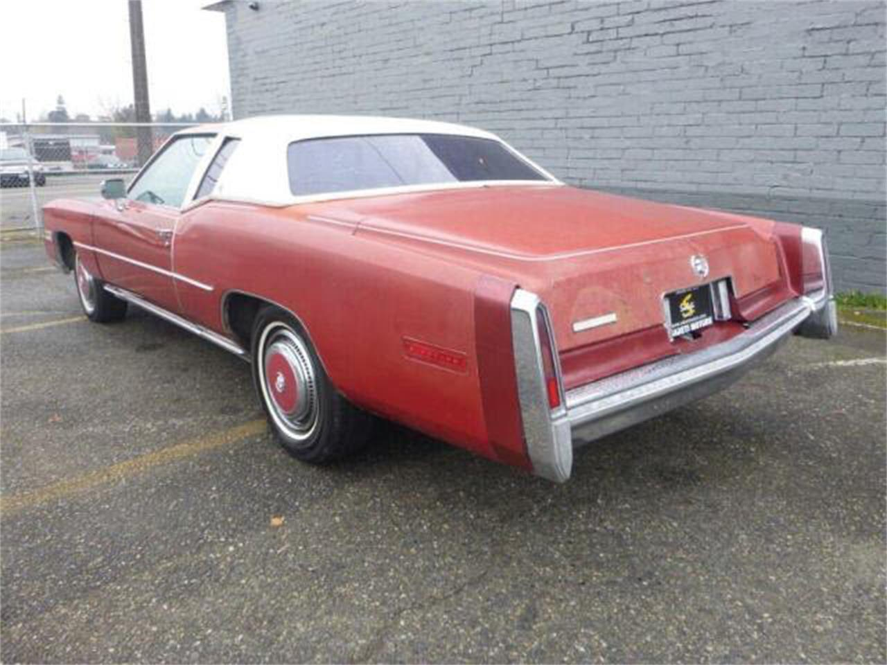 Large Picture of '78 Eldorado - M5PU