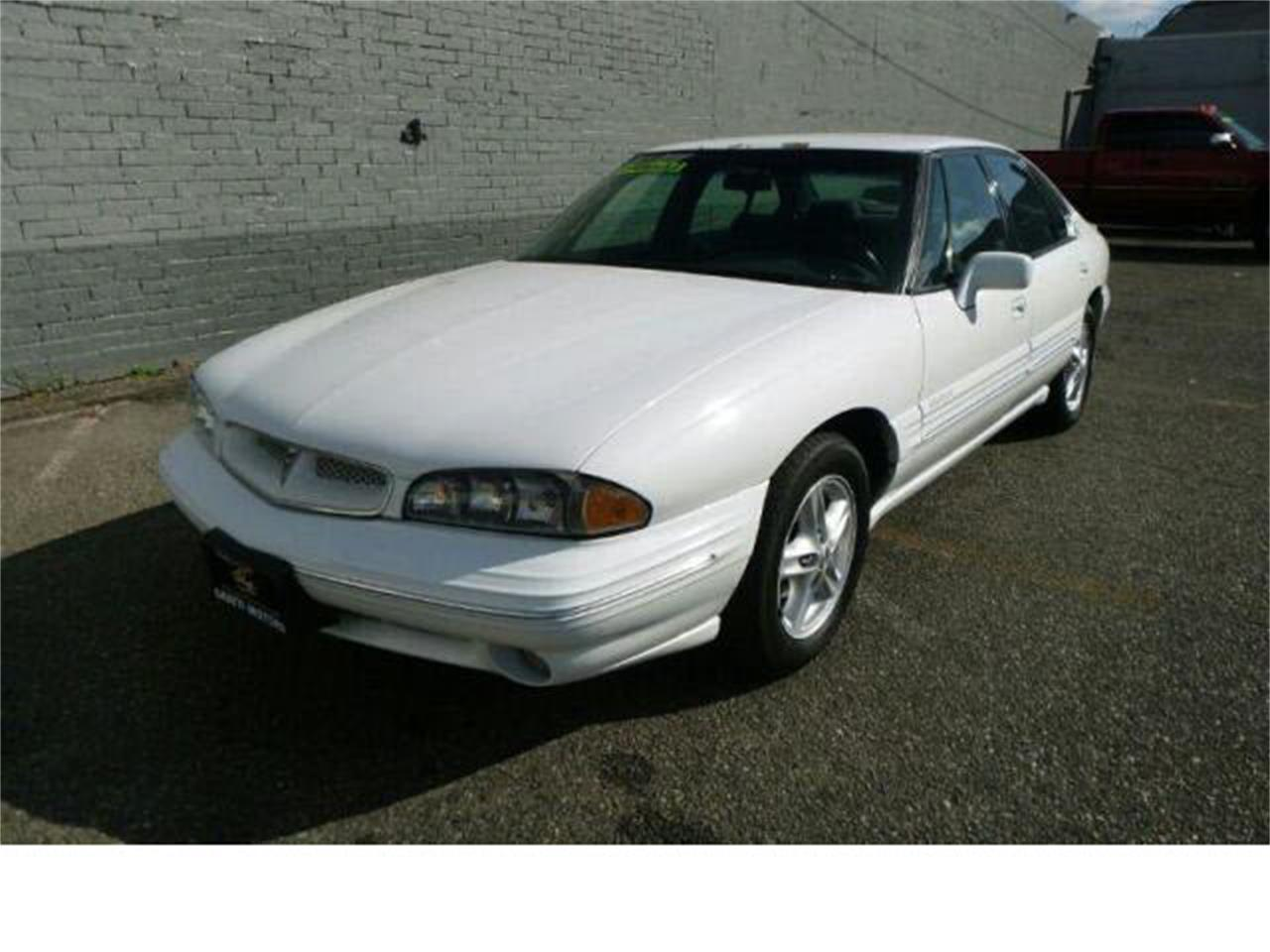 Large Picture of 1998 Pontiac Bonneville Offered by Sabeti Motors - M5Q6