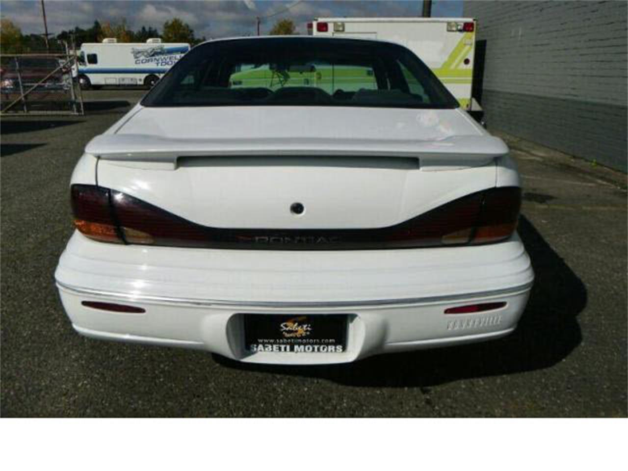 Large Picture of 1998 Bonneville located in Tacoma Washington - $3,990.00 - M5Q6