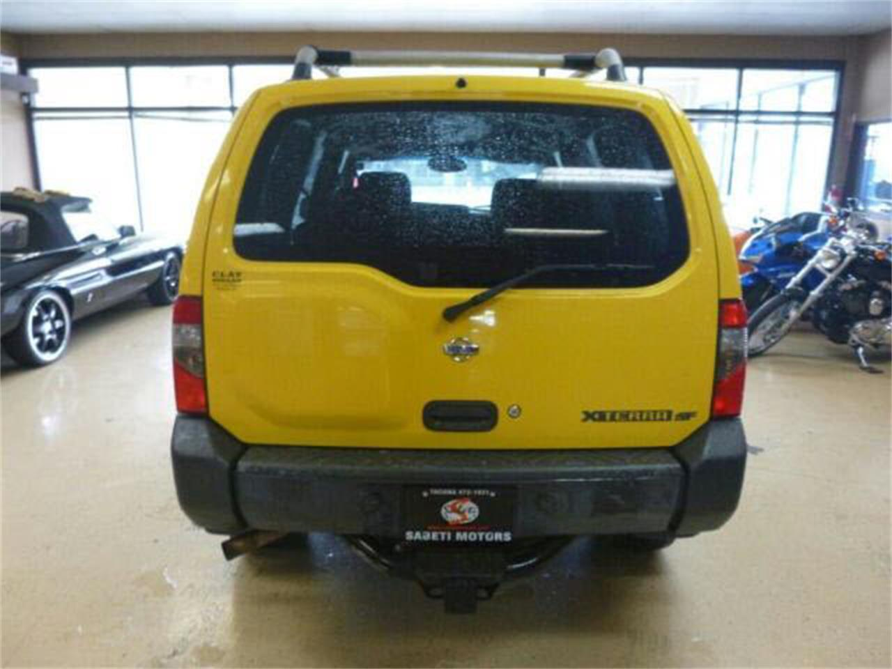Large Picture of 2001 Nissan Xterra located in Washington - M5QD