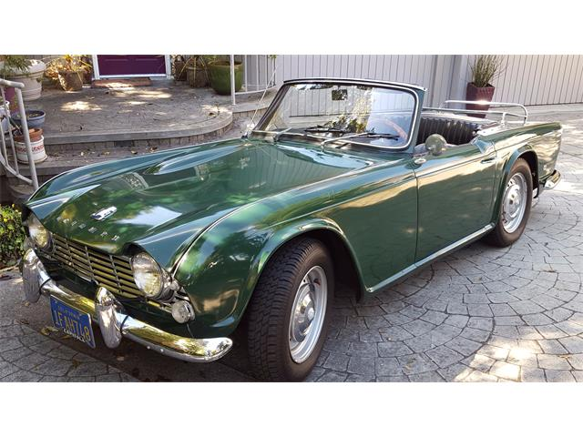 Picture of '64 TR4 - M5QN