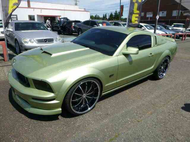 Picture of '06 Mustang - M5QY