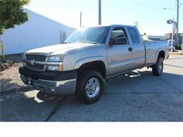 Picture of 2003 Chevrolet Silverado located in Tacoma Washington - $11,990.00 - M5R3