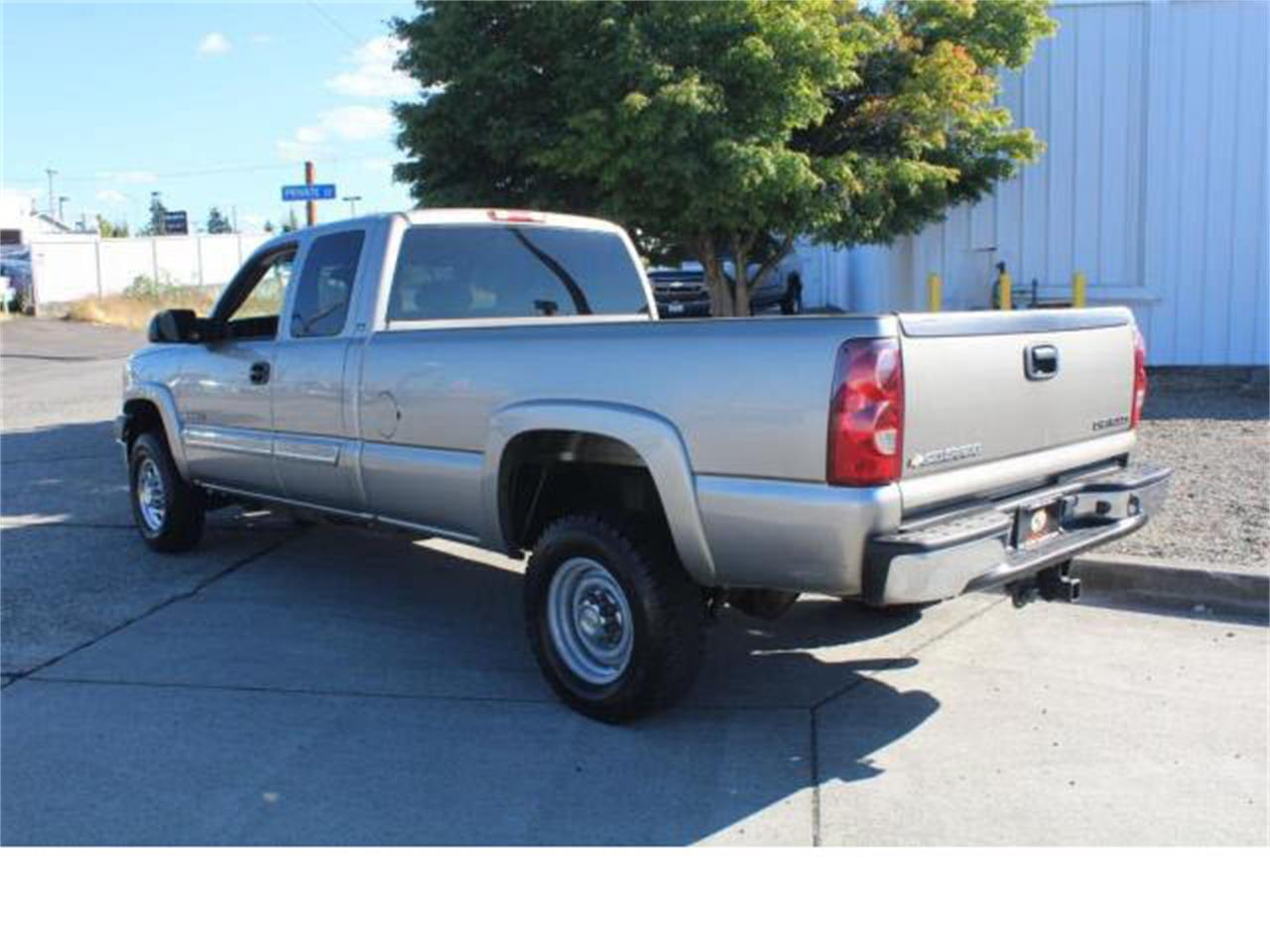 Large Picture of '03 Silverado Offered by Sabeti Motors - M5R3