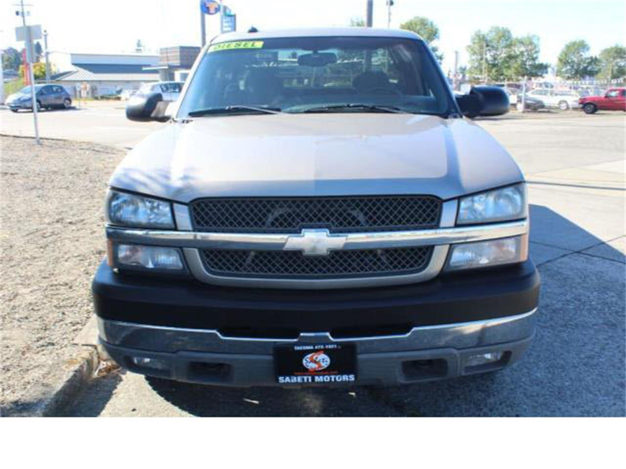 Large Picture of 2003 Chevrolet Silverado located in Washington - $11,990.00 Offered by Sabeti Motors - M5R3