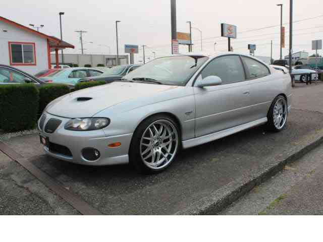 Picture of '06 GTO - M5RC