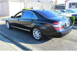 Picture of '07 S-Class - M5RO
