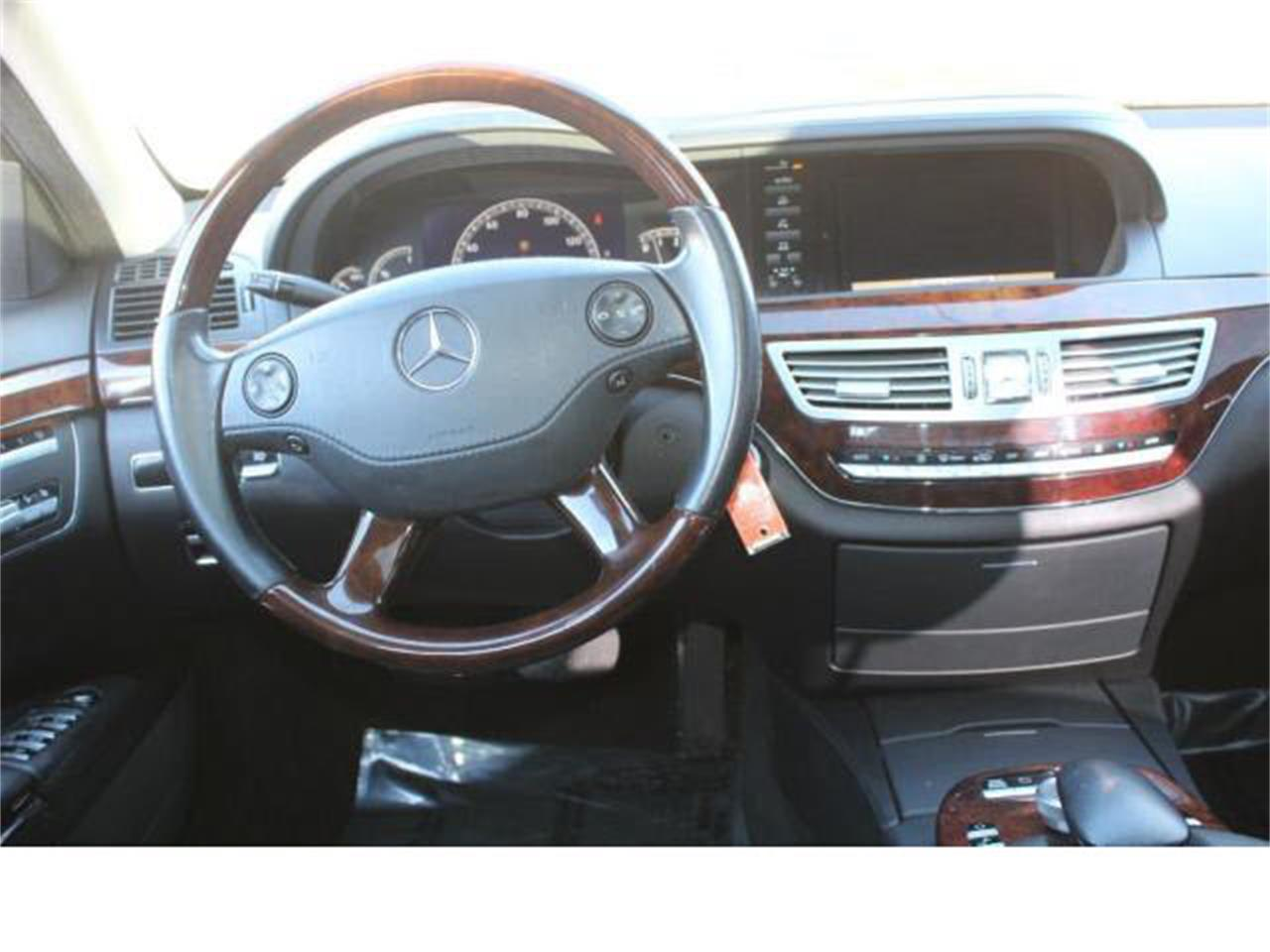 Large Picture of '07 S-Class - M5RO