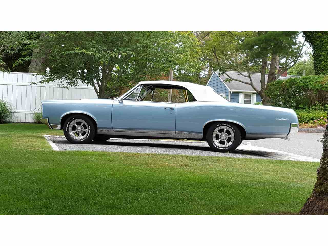 Large Picture of Classic 1967 Pontiac GTO located in Massachusetts - M5S6