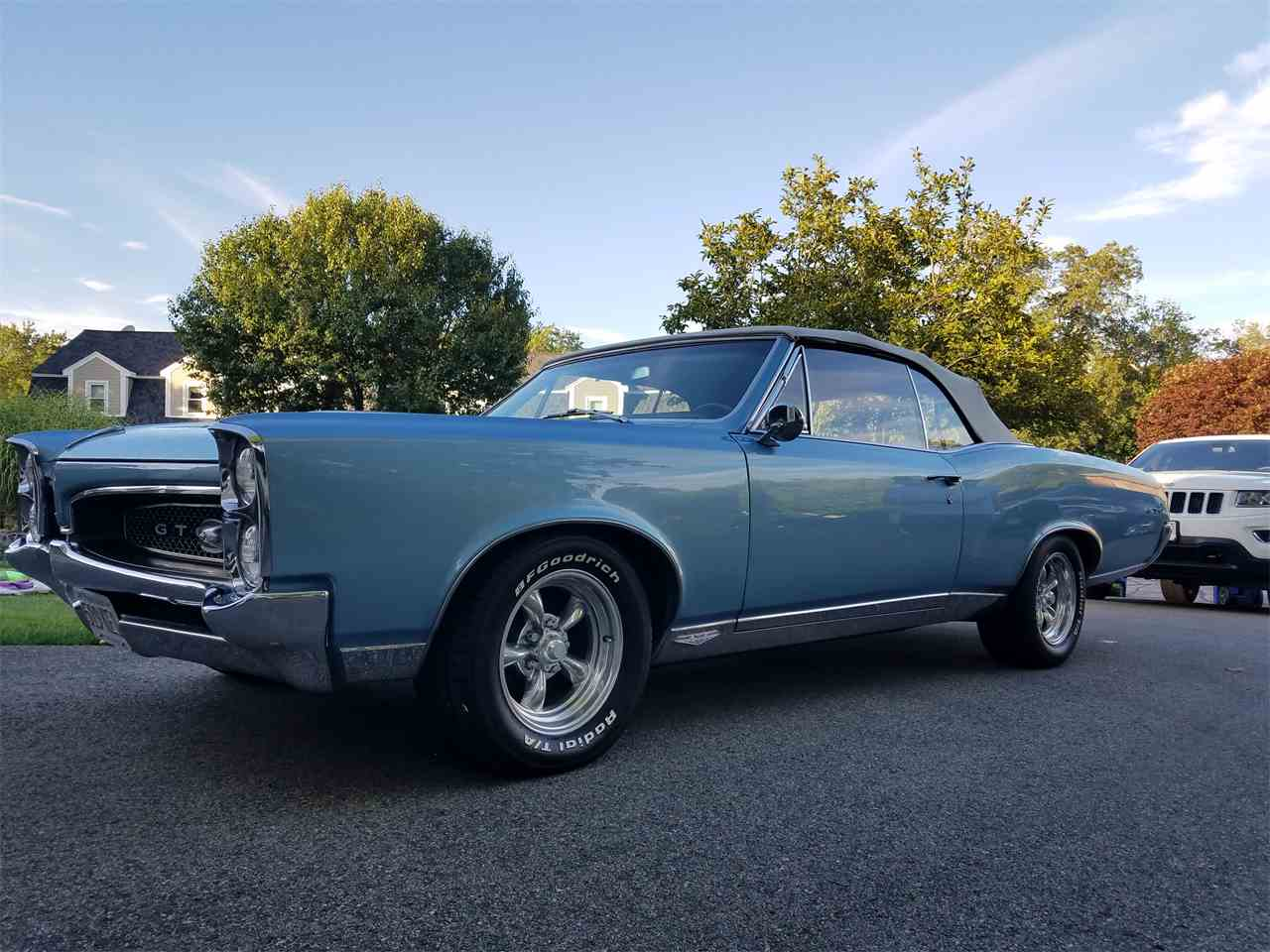 Large Picture of 1967 Pontiac GTO located in Braintree Massachusetts - M5S6